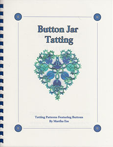 Button Jar Tatting (Martha Ess)