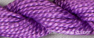 Perle Cotton Skein Size 3 - MD Violet (552)