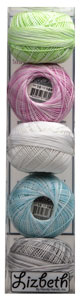 Lizbeth Specialty Pack - Icy Dream Mix - Size 40