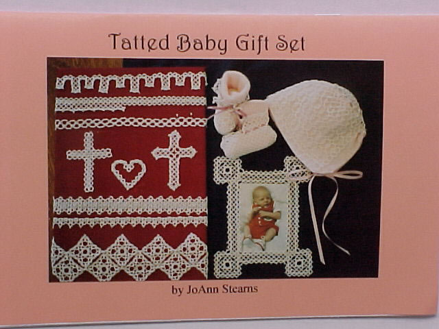 Tatted Baby Gift Set