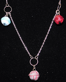 Penny's Treasures Necklace #DMC4