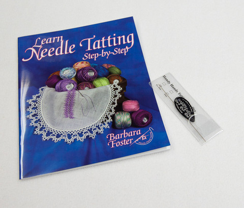 Needle Tatting for Absolute Beginner | Learn Needle ...
