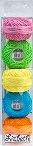 Lizbeth Specialty Pack - Summer Delight - Size 40