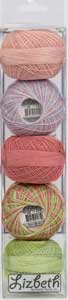 Lizbeth Specialty Pack - Coral Reef Mix - Size 10